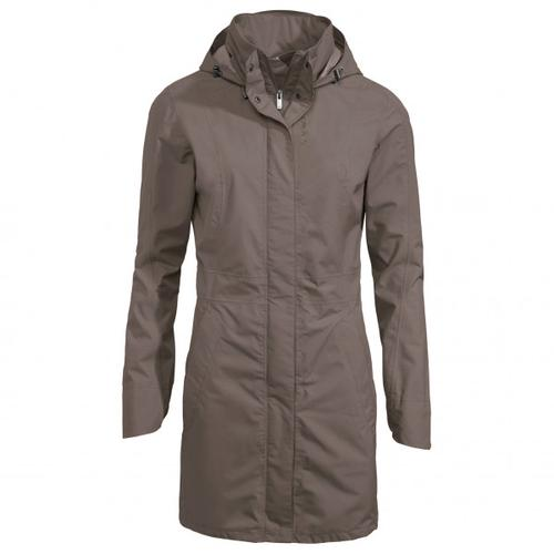 Vaude - Women's Kapsiki Coat II - Mantel Gr 34 grau/braun
