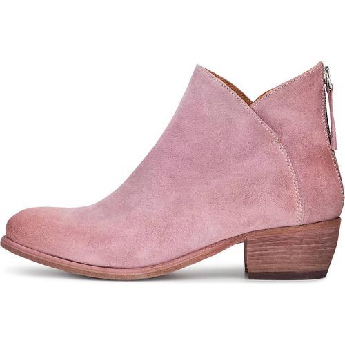 Thea Mika, Stiefelette Gipsy in rosa, Stiefeletten für Damen Gr. 38