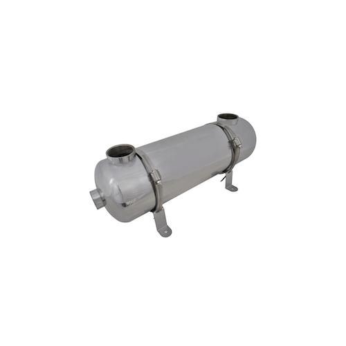 Pool Wärmetauscher 485 x 134 mm 60 kW