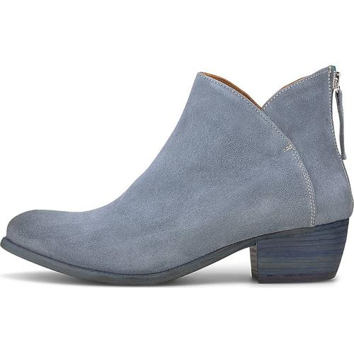 Thea Mika, Stiefelette Gipsy in blau, Stiefeletten für Damen Gr. 40