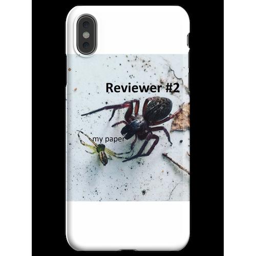 Gutachter 2 iPhone XS Max Handyhülle