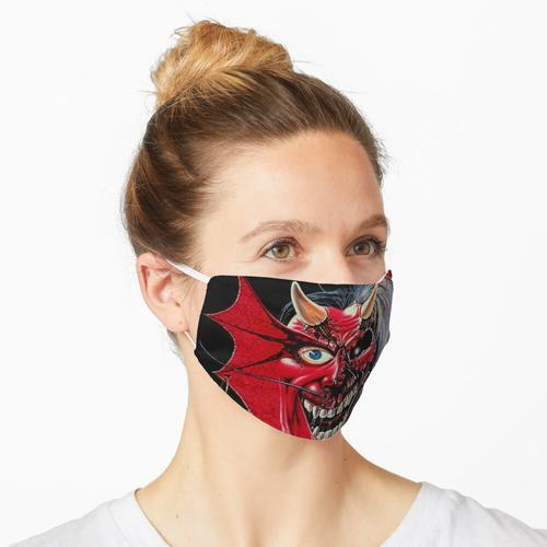 Fegefeuer Maske