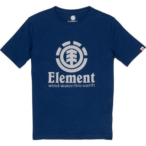 T-Shirt VERTICAL Element, blau, Gr. 140