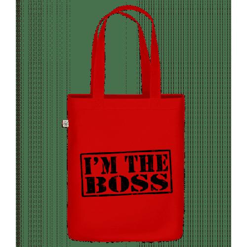I'm The Boss - Bio Tasche