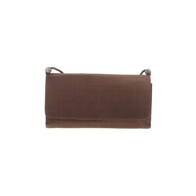 Clare V. Satchel: Brown Solid Bags