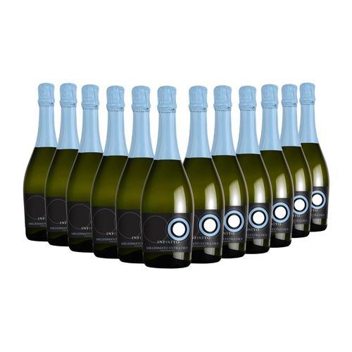 Italienischer Schaumwein Infinito: 6 Flaschen