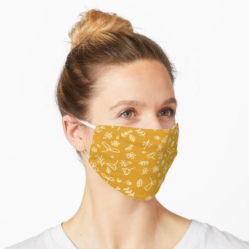 Sommerlaub Maske