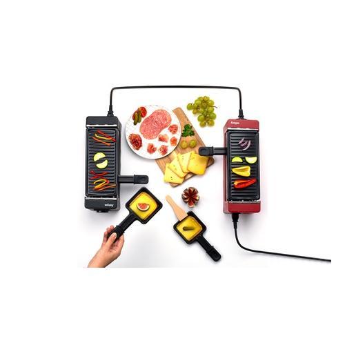 Weasy 2-in-1 Raclette und Grill: TAK12