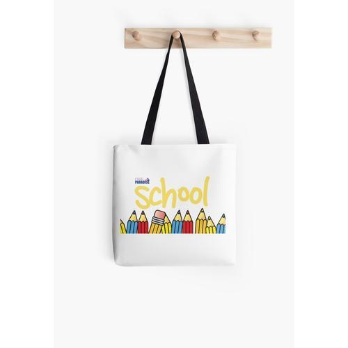 Schule Tasche