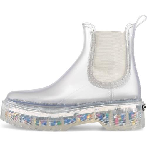 Lemon Jelly, Gummi-Boots Ravyn in transparent, Gummistiefel für Damen Gr. 36