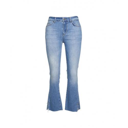 Liu Jo Damen Nachhaltige Jeans Blau