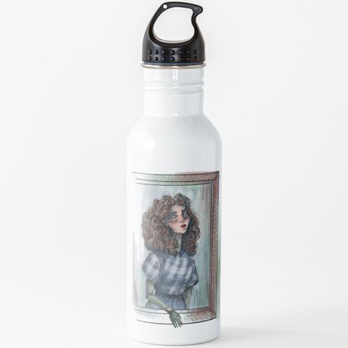 Bilderrahmen girly Wasserflasche