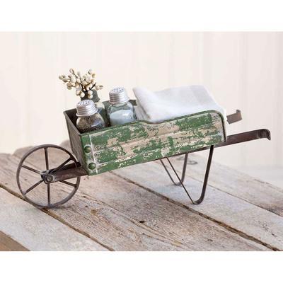 Tabletop Wheelbarrow Kitchen Caddy - CTW Home Collection 770129