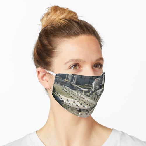 Das Forum Romanum Maske