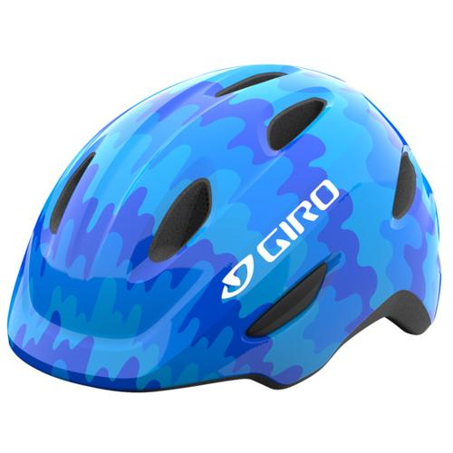 Giro - Kid's Scamp - Radhelm Gr 49-53 cm - S blau