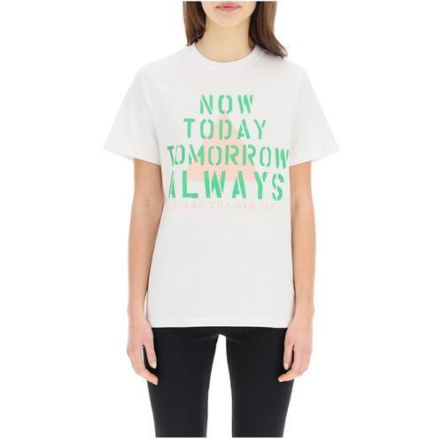Coperni Now today print t-shirt