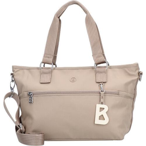 Bogner Verbier Gesa Handtasche 35 cm taupe