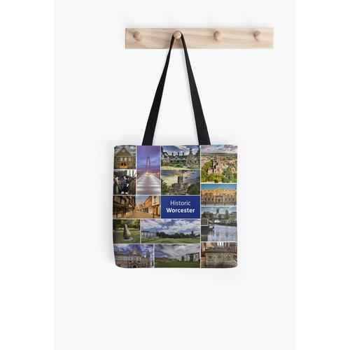 Historisches Worcester Tasche