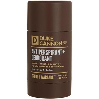 Duke Cannon Mens 2.75 oz Sandalwood Amber Deoderant