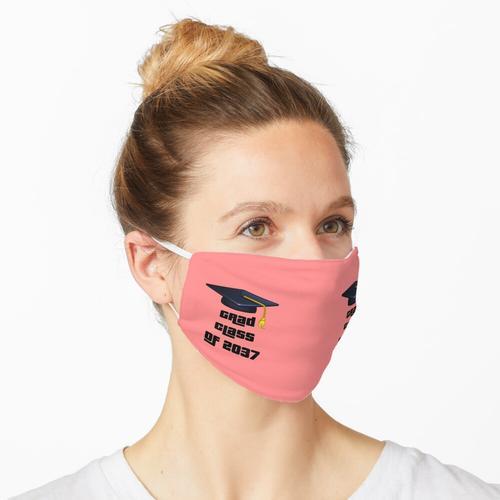 Abschlussklasse von 2037 Maske