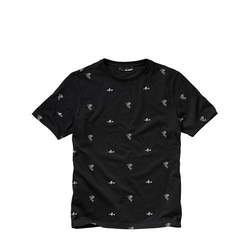 Mey & Edlich Herren Schwertfisch-Shirt schwarz 46, 48, 50, 52, 54, 56