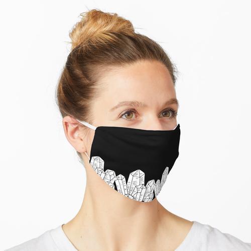 Heilkristalle Maske