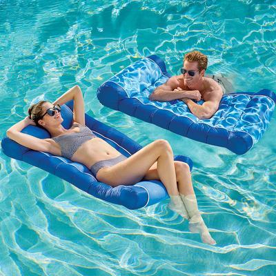 Drift Pool Hammock - Sapphire Bl...