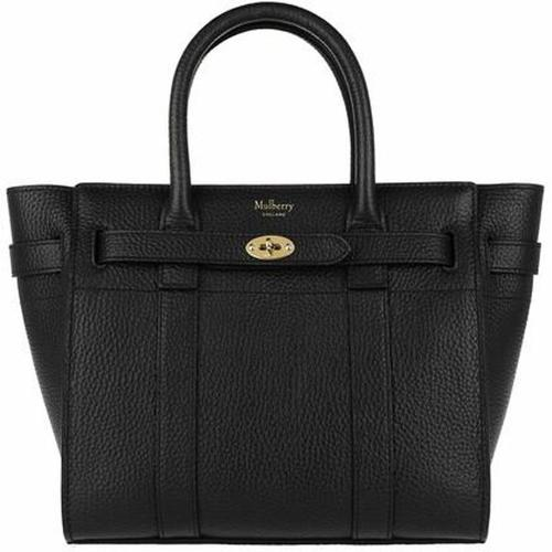 Mulberry Zipped Bayswater Tote Mini