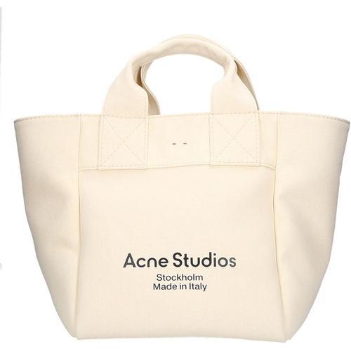 Acne Taschen Shopper LARGE Canvas