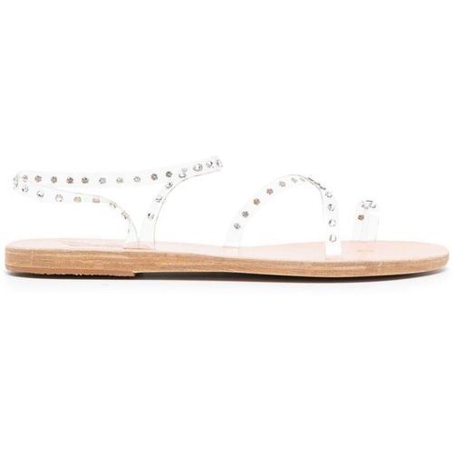 Ancient Greek Sandals Sandalen mit Kristallen