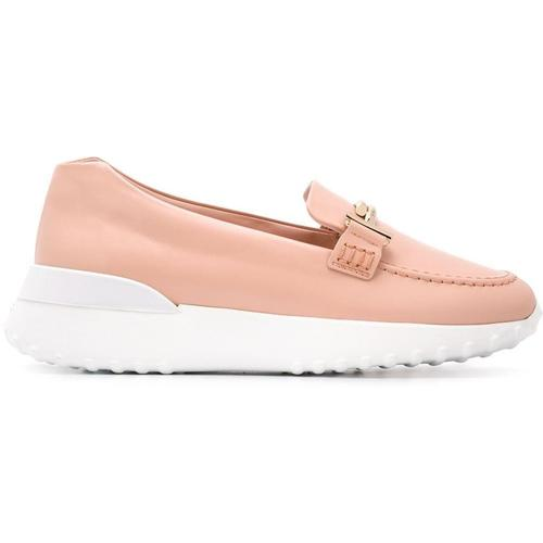 Tod's Loafer mit dicker Sohle