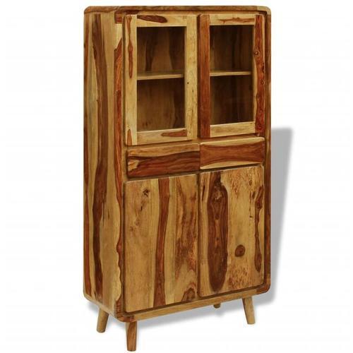 YOUTHUP Sideboard Massivholz 90×40×175 cm