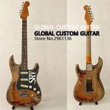 Guitare électrique style SRV, ma...