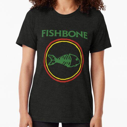 Fishbone Fishbone Ska Punk Tri-blend T-Shirt