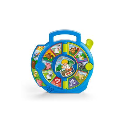 Little People World of Animals See N Say - Fisher-Price FPDVP80