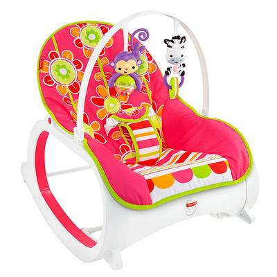 Infant-to-Toddler Rocker - Floral Confetti - Fisher-Price FPCMR19
