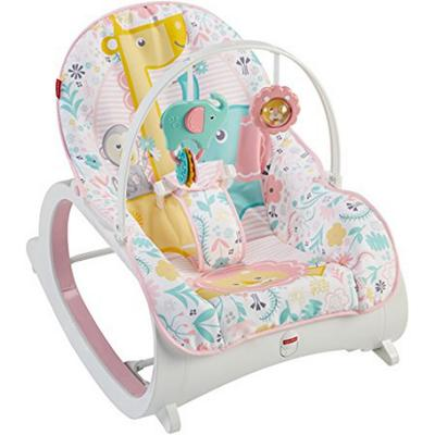 Infant-to-Toddler Rocker -Pink - Fisher-Price FPDTH00