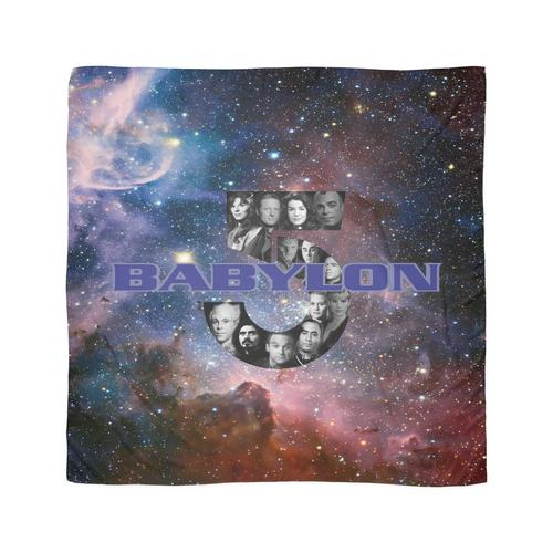 Babylon 5 Tuch