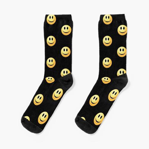 Smiley-Socken Socken