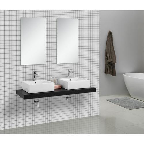 Waschtischkonsole ASOLO WENGE 150 x 50
