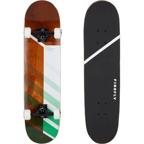 FIREFLY Skateboard SKB 705, Größe - in Holz/Grün/Weiß