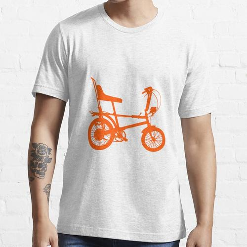 Chopper Bike Shirt - Retro Chopper Bike Shirt - Chopper T-Shirt - Chopper T-Shirt Essential T-Shirt