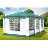 3x6 m Pavillon DELUXE Polyester-...
