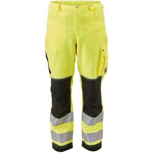Northern Country Arbeitshose Worker, Zertifiziert nach EN ISO 20471:2013 und 13688:2013 gelb Herren Arbeitshosen Arbeits- Berufsbekleidung