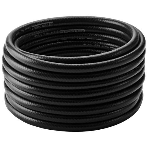KÄRCHER Bewässerungsschlauch Systemschlauch, 13 mm (1/2 ) schwarz Garten Balkon