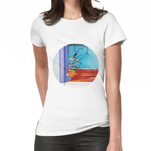 Kakerlaken Frauen T-Shirt