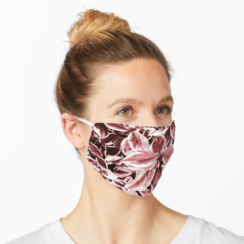 Himbeersonnenschein Maske