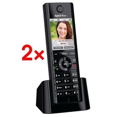 2x Schnurloses Telefon »FRITZ!Fo...