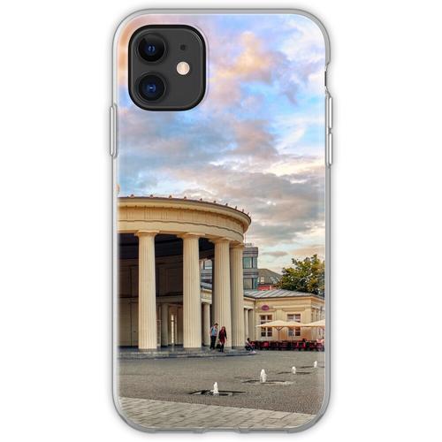 Elisenbrunnen Aachen Flexible Hülle für iPhone 11