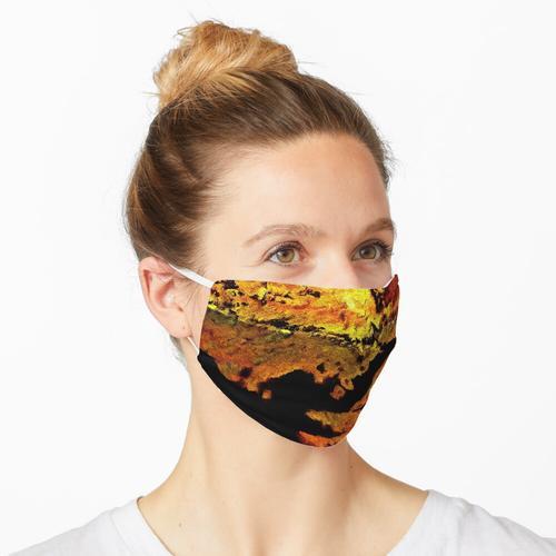 Einzugsgebiet Maske